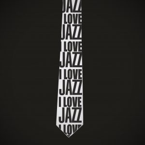 Krawat - I love jazz